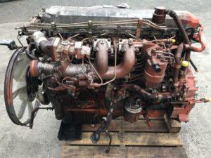 三菱ふそうグレート 平成16年 KL-FS55JVZ エンジン 6M70
