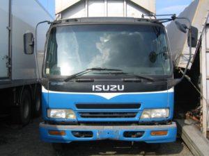 いすゞ 平成12年 KK-FRR33K4 CNG車 キャビン