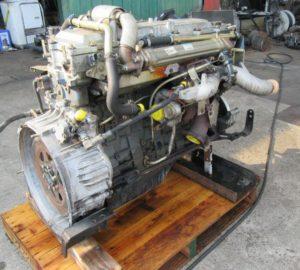 三菱ふそう 平成18年 PA-FK61F 6M60エンジン