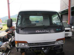 いすゞ  KK-NPR66L 平成12年  キャビン