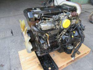 いすゞ 平成12年 KK-NPR66L エンジン 4HF1
