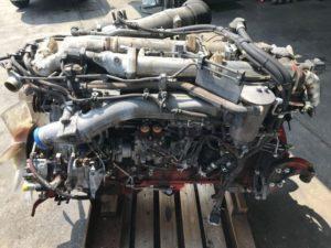 いすゞ大型エンジン
