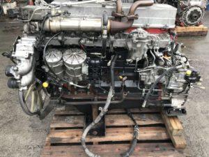 日野プロフィア 平成20年 BKG-FR1EZY エンジン E13C