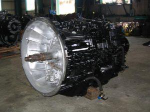 三菱ふそう  KL-FP50MD  平成13年  7速  M/T